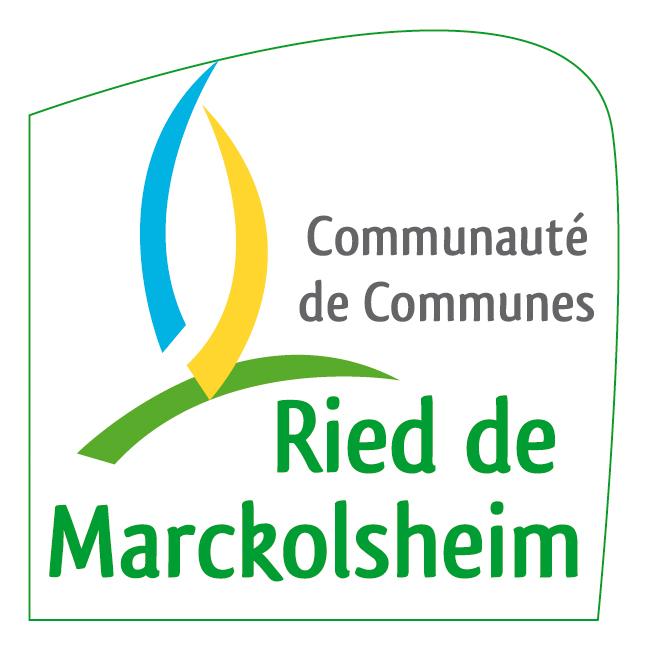 Logo Communauté de Communes du Ried de Marckolsheim