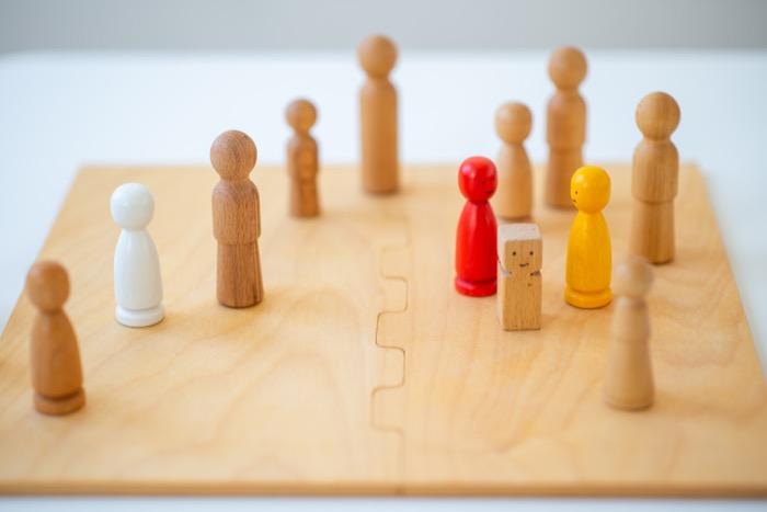 Le travail avec figurines, une autre forme de représentation des systèmes